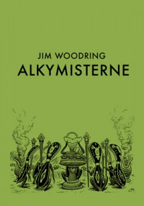 Jim Woodring: Alkymisterne