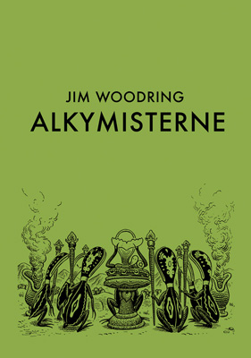 Jim Woodring: Alkymisterne