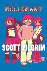 Bryan Lee O'Malley: Scott Pilgrim, Mellemakt (Scott Pilgrim #3,5)