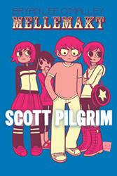 Bryan Lee O'Malley: Scott Pilgrim, Mellemakt (Scott Pilgrim #3,5)