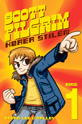 Bryan Lee O'Malley: Scott Pilgrim kører stilen (Scott Pilgrim #1)