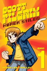 Bryan Lee O'Malley: Scott Pilgrim kører stilen (Scott Pilgrim #1)