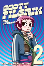Bryan Lee O'Malley: Scott Pilgrim mod verden (Scott Pilgrim #2)