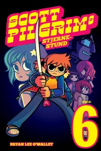 Bryan Lee O'Malley: Scott Pilgrims stjernestund (Scott Pilgrim #6)