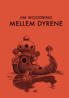 Jim Woodring: Mellem dyrene