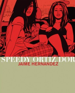 Jaime Hernandez: Speedy Ortiz dør