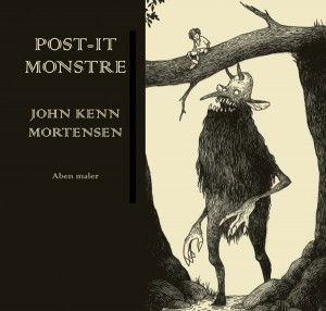 John Kenn Mortensen: Post-it-monstre